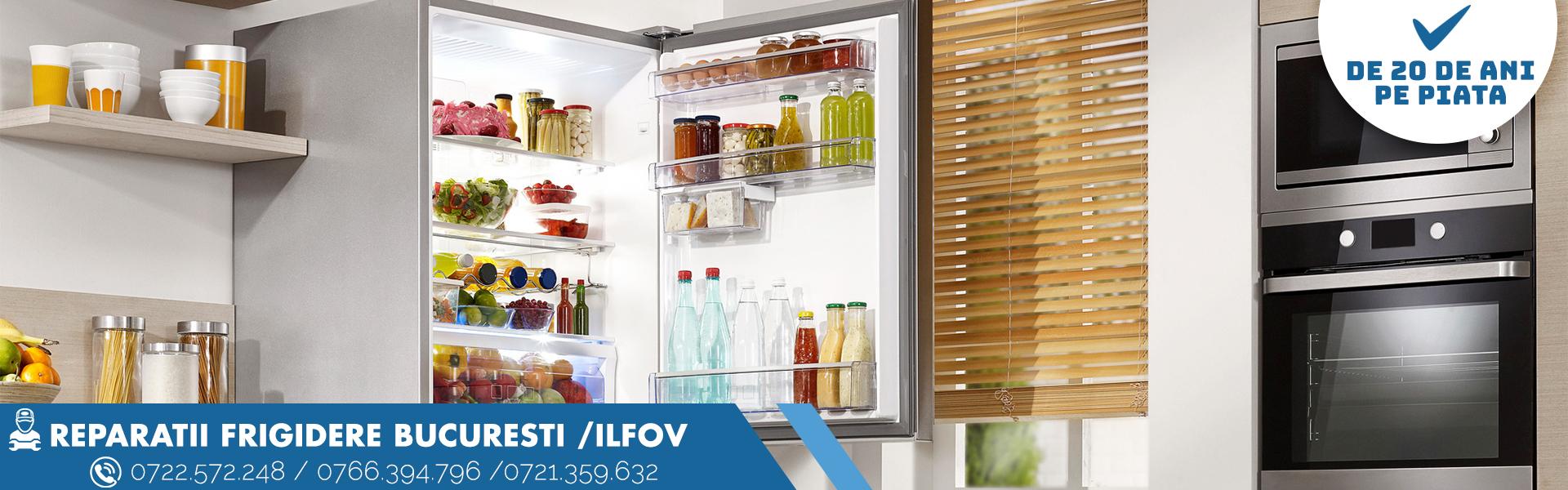 Reparatii frigidere Bucuresti si Ilfov